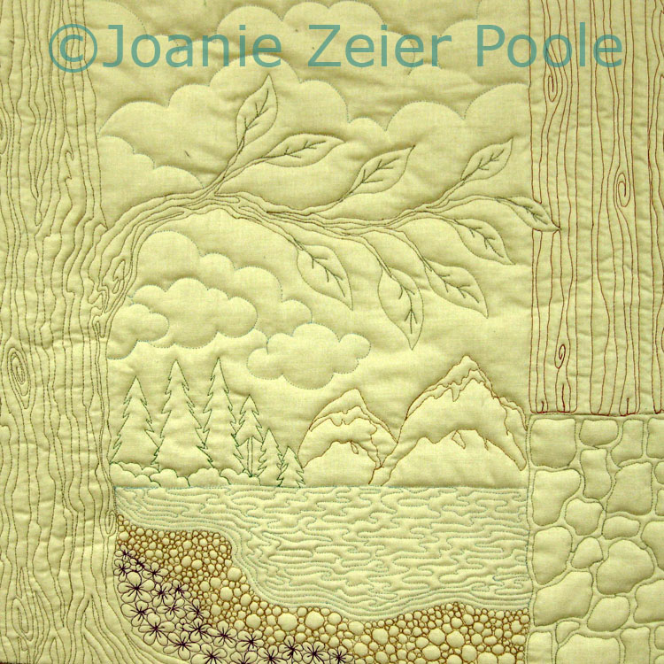 Joanie Zeier Poole Machine Quilting Classes And Hands On