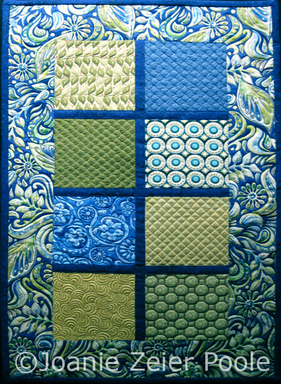 Joanie Zeier Poole – Machine Quilting Classes and Hands-on Workshops : easy machine quilting - Adamdwight.com