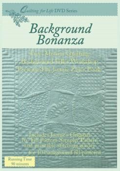 Background Bonanza DVD