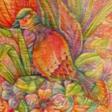 Doodle Bird I