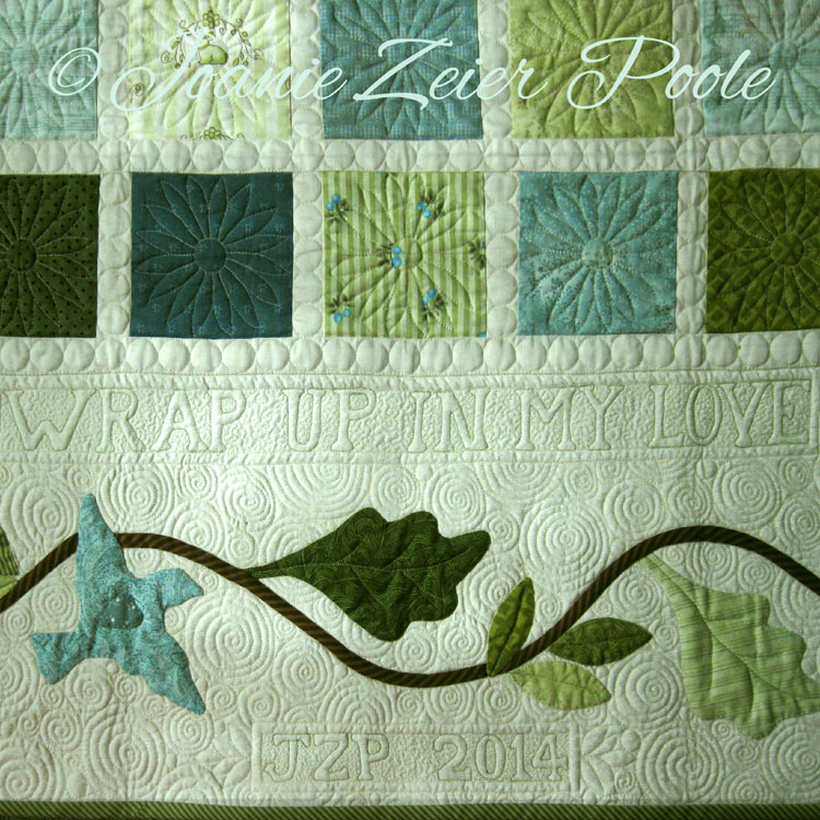 Joanie Zeier Poole – Maggie's Quilt; Wrap up in my Love : wrap it up quilt pattern - Adamdwight.com