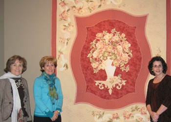 Quilt Museum Joanie