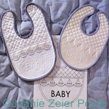 Keepsake Baby Bib Pattern