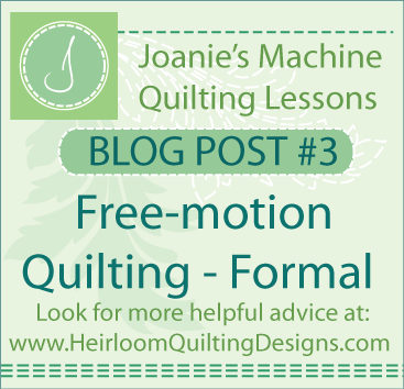 Formal Free-Motion Quilting