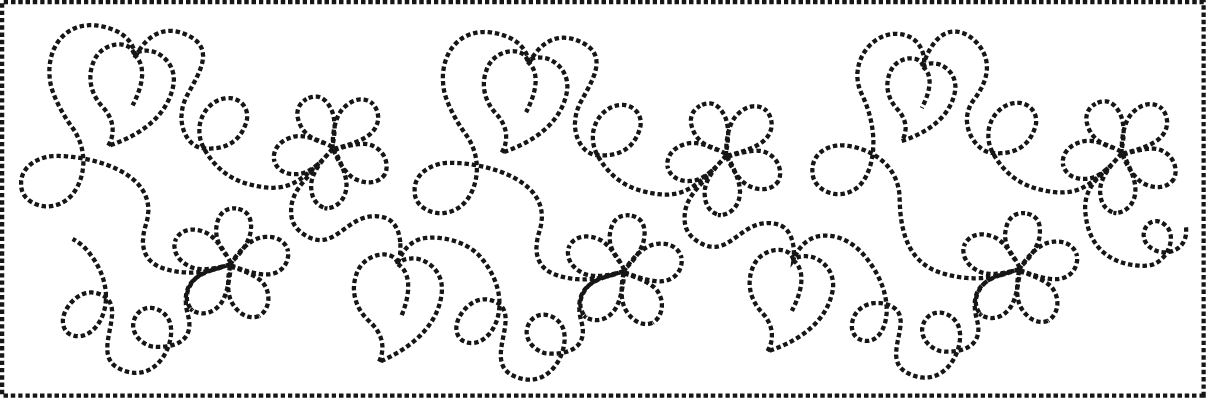 Massif image for free printable machine quilting designs