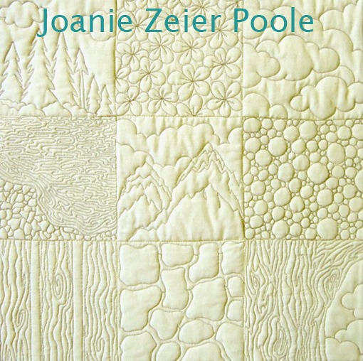 Quilting Patterns Stitching : Joanie Zeier Poole Upcoming Machine Quilting Classes