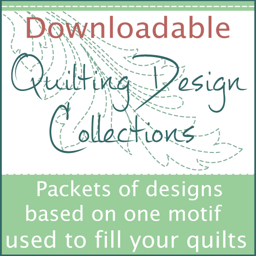 Downloadable Quilting Design Collections