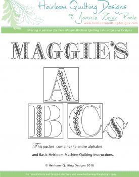 Maggie ABC cover