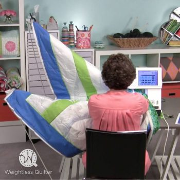 The Weightless Quilter