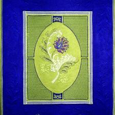 Embroidered Elegance 1